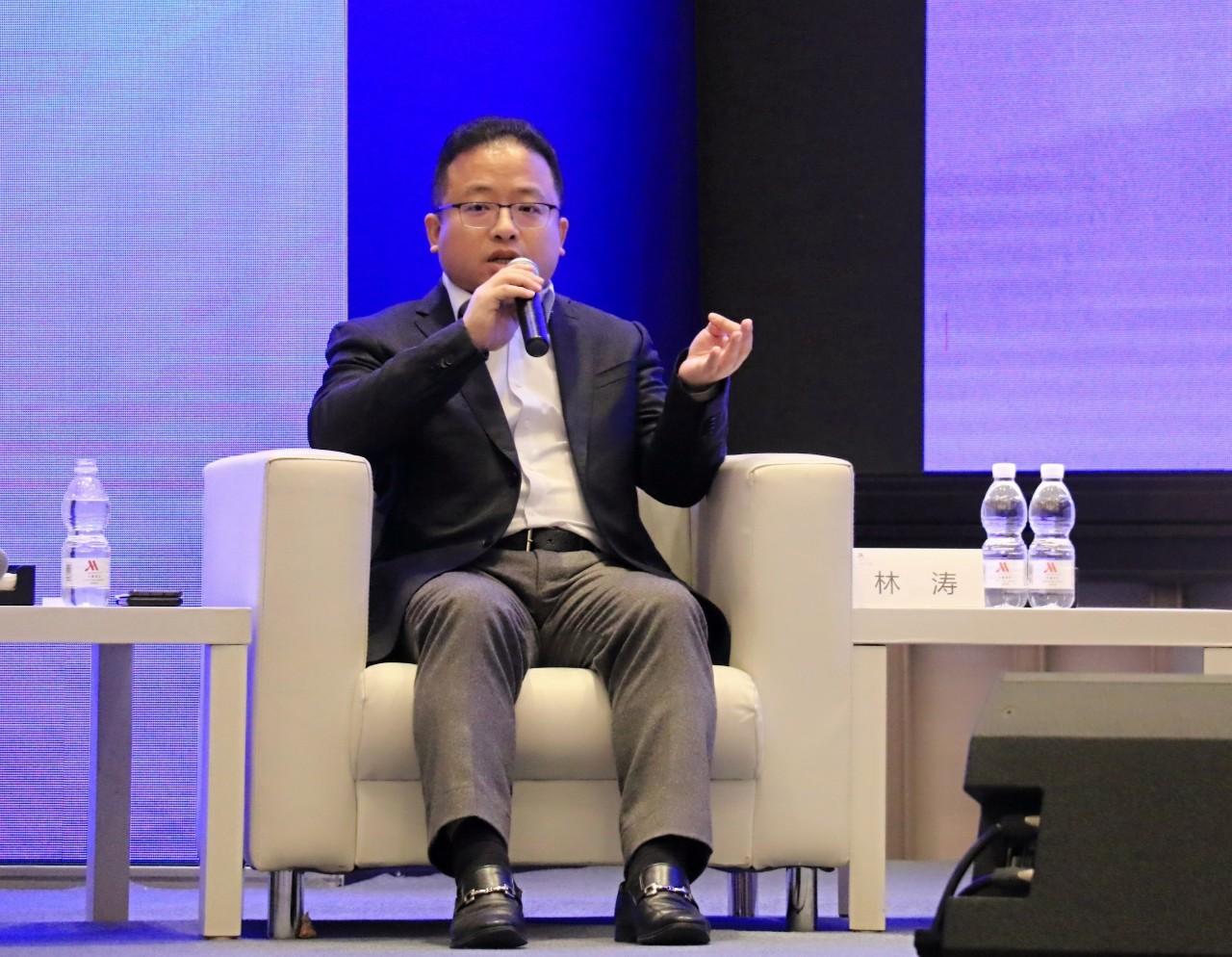 林涛董事长出席粤港澳大湾区文化遗产合作研讨会并参加圆桌论坛